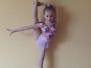 Gimnastika - Sofinka Ryklová